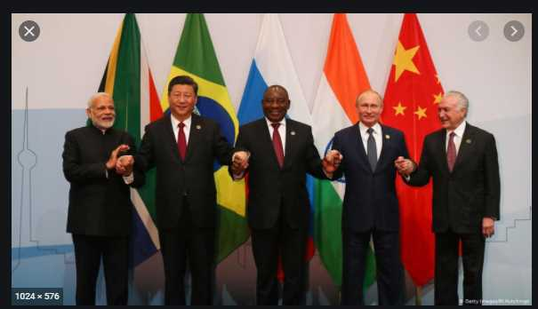 Which from the following countries is not the member of BRICS