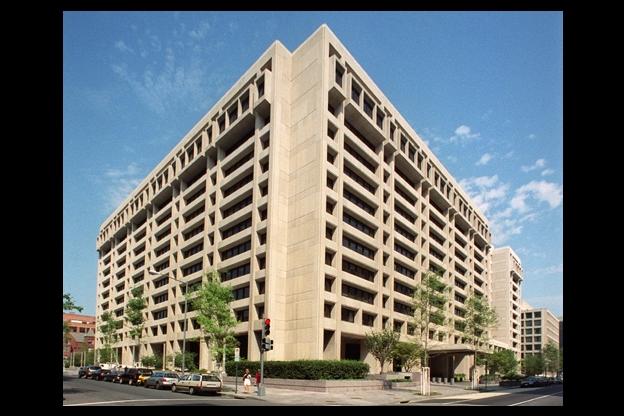 Headquarter of the IMF