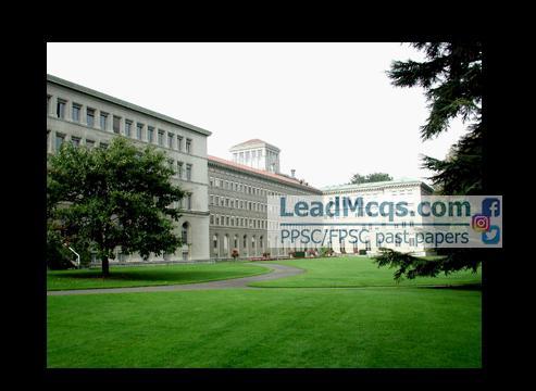The headquarters of the World Trade Organization in Geneva, Switzerland.