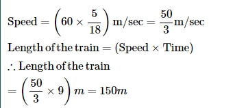 A train running with a